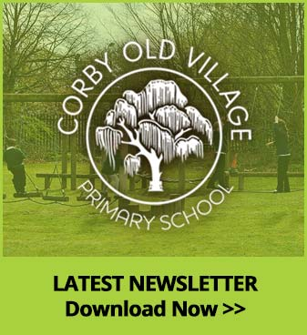 Corby Old Village Primary Schools latest newsletter